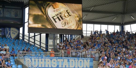 Fiege und VFL Bochum verlängern Partnerschaft
