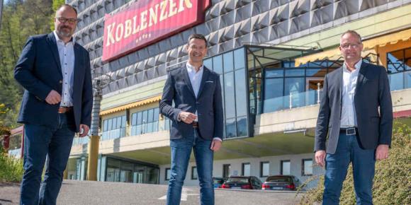 Koblenzer Brauerei verlängert mit Bitburger