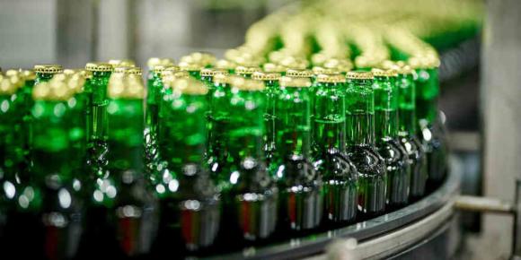AB Inbev entwickelt leichtere Flasche