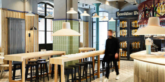 Bitburger eröffnet Weissbierhaus