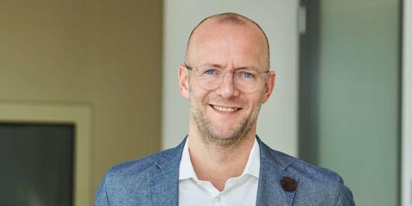 Christoph Ahlborn wird Nestlé-Waters-Chef