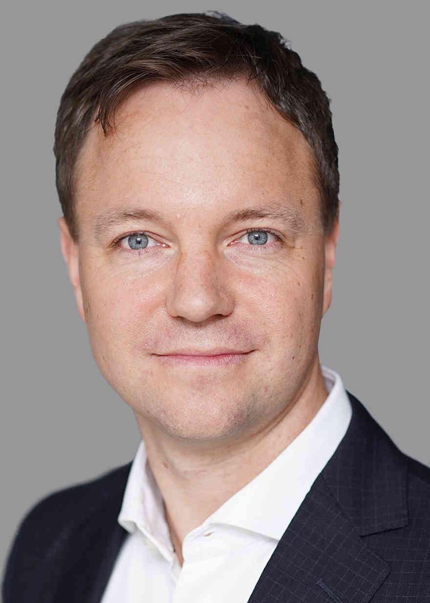 Pepsico-Geschäftsführer Torben Nielsen