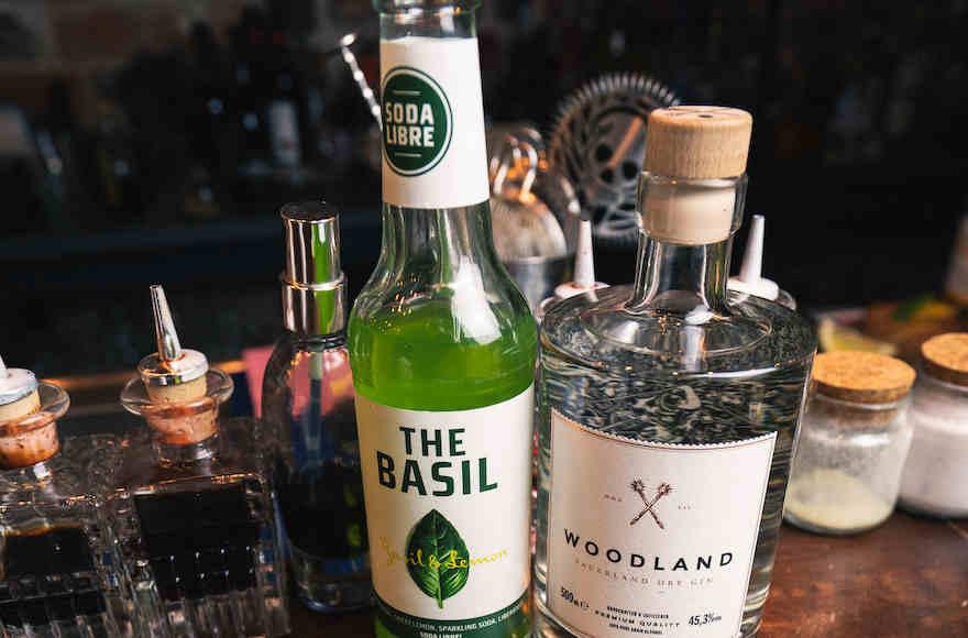 Soda Libre vertreibt Sauerland Gin