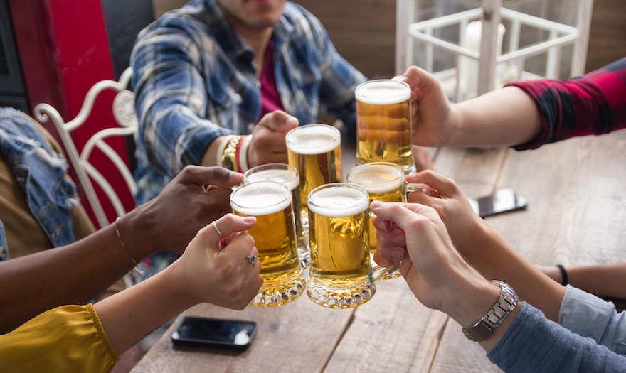 Biermarkt weltweit rückläufig
