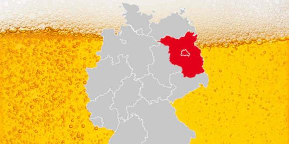 Der Biermarkt in Berlin und Brandenburg