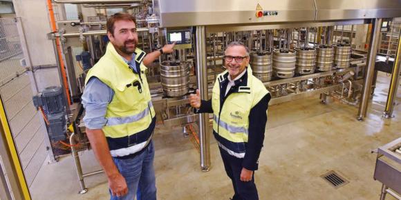 Fürstenberg investiert in neue Abfüllanlage