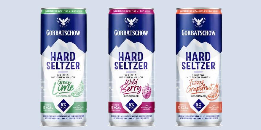 Gorbatschow bringt Hard Seltzer ins Spiel