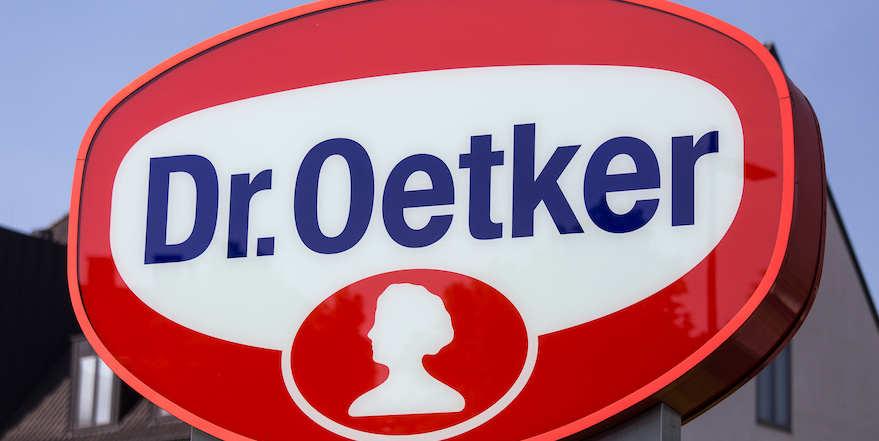 Oetker-Gruppe wird geteilt