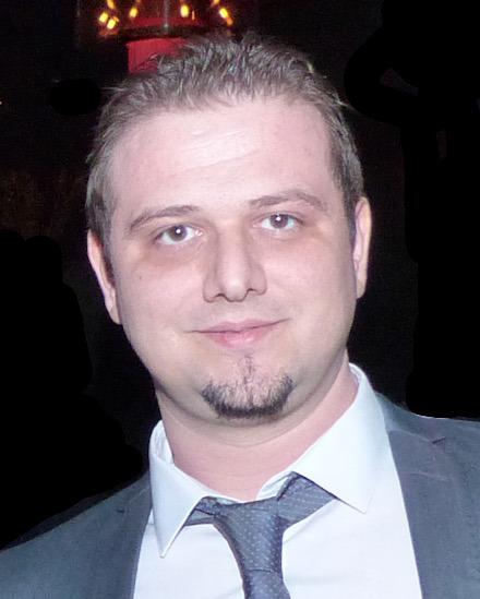 Leonidas Stoikos - Gründer und Geschäftsführer
