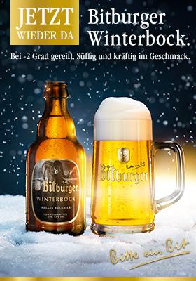 Werbeanzeige Bit Winterbock
