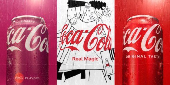 Coca-Cola mit neuer Markenphilosophie