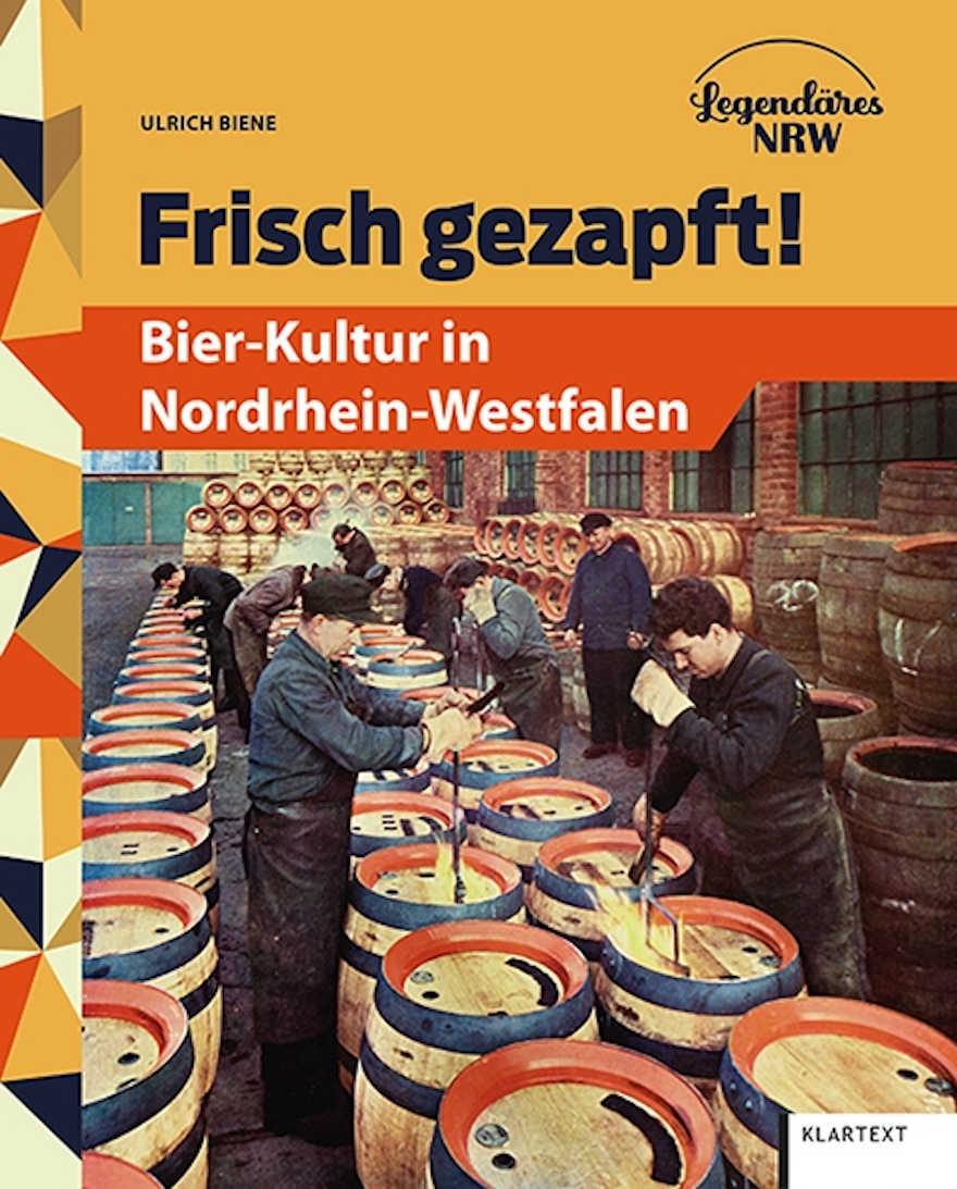 Buch über Biermarkt in NRW