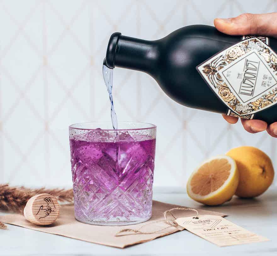 Illusionist Gin zündet nächste Stufe