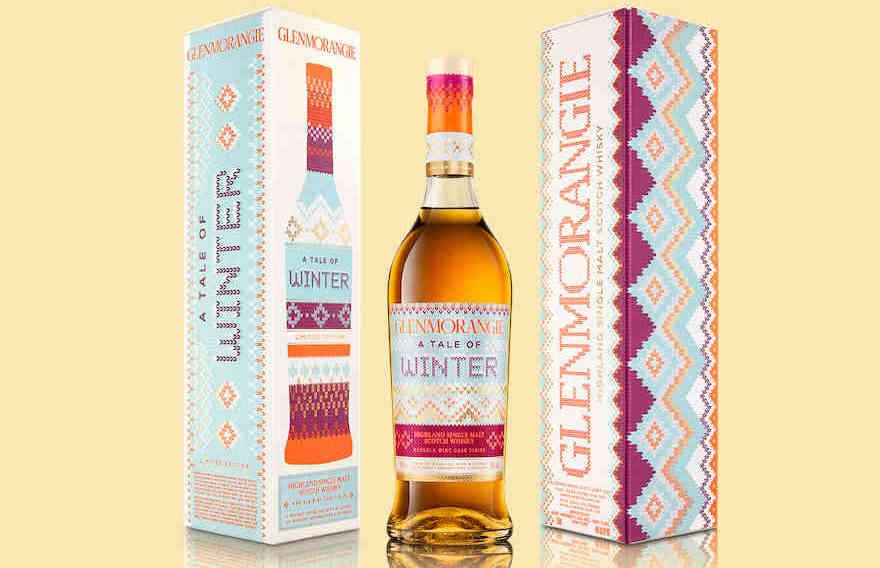 Whisky mit winterlichen Aromen